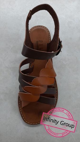 Filo sandals brown / tan picture