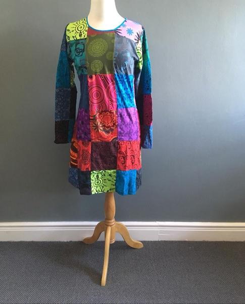 Code 8 block dress/top picture