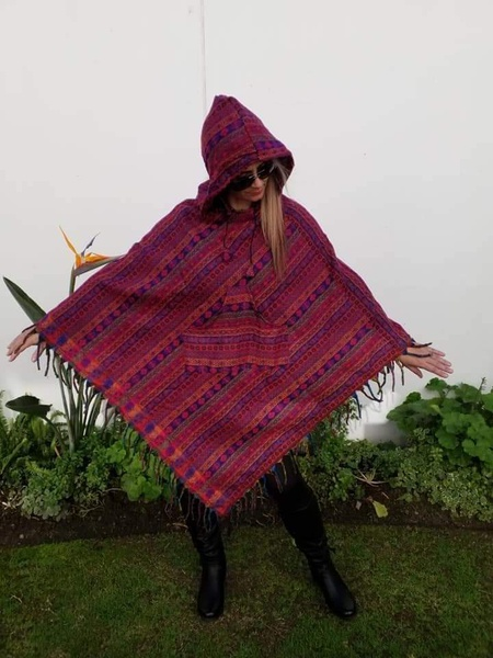 Ponchos ( in different colours and prints) picture
