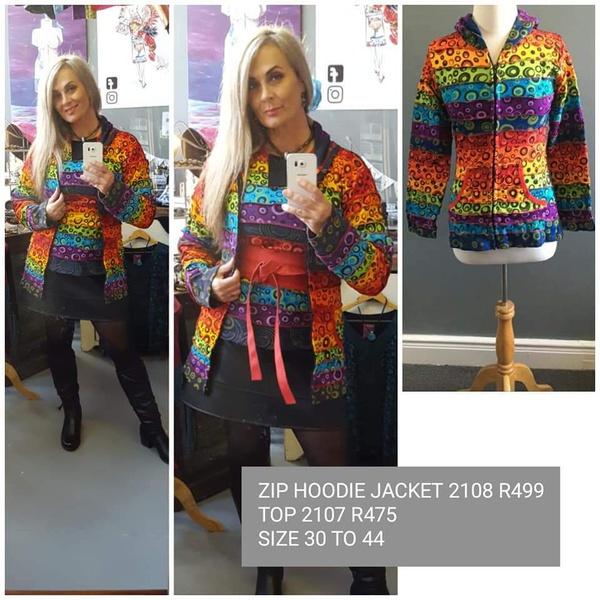 Zip hoodie jacket code 2 picture