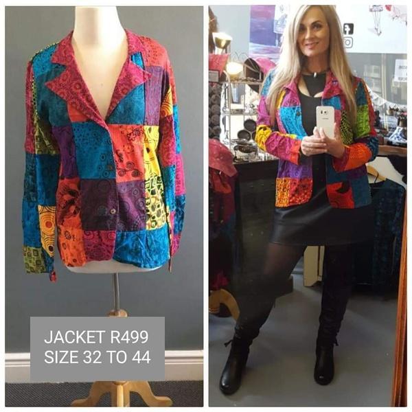 Code 7 block jacket picture