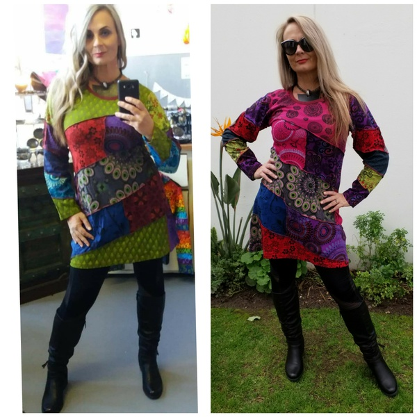 Code 10 dress/top picture