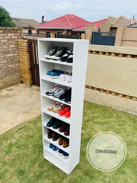 Eona designz - 8 tier shoe rack picture