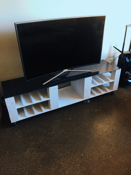 Tv cabinet iona picture