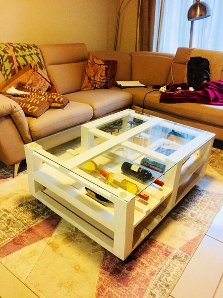 Coffee table khensani picture