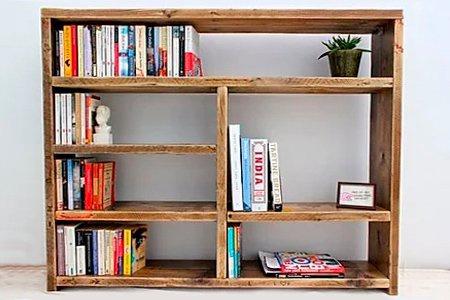 Bookcase dina picture