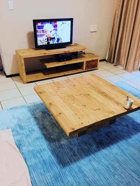 Tv unit and coffee table tribe picture