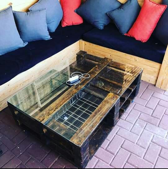 Coffee table khaya picture