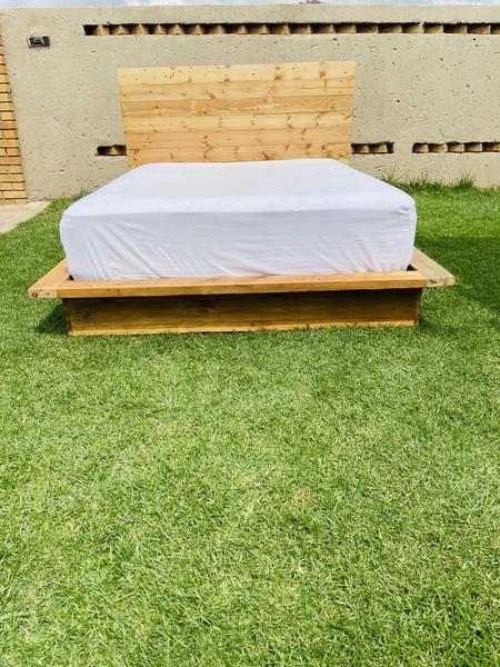The bropular platform bed picture