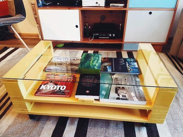 Coffee table lana picture