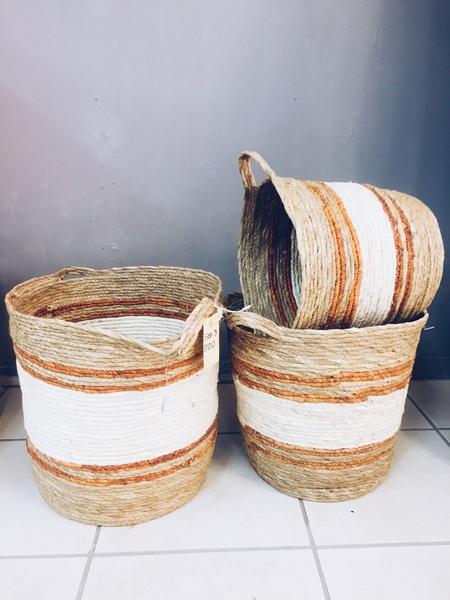 Enhle baskets (sets of 3) picture