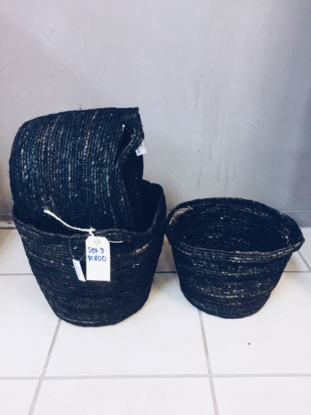 Charcoal basket set/3 picture