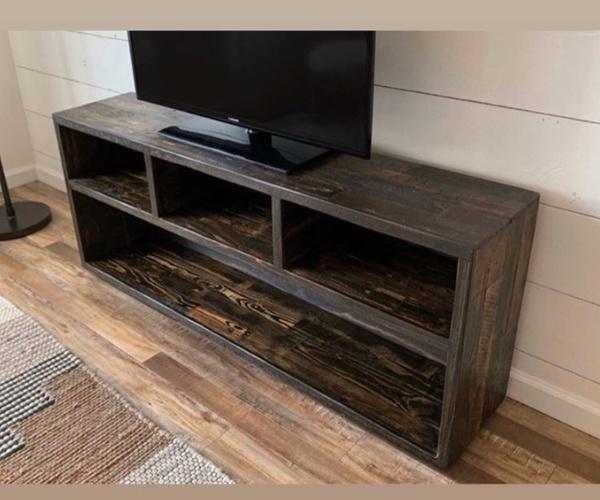 Tv cabinet kubeshan dark picture