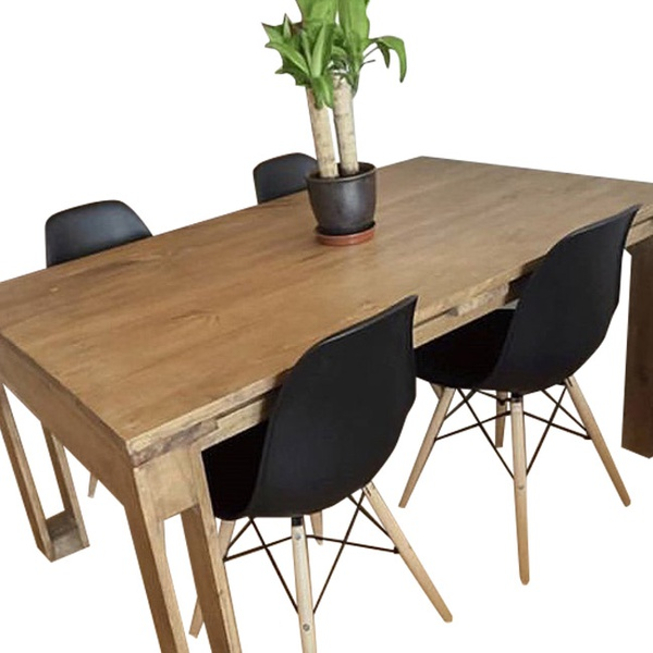 Kelly natural dining table picture
