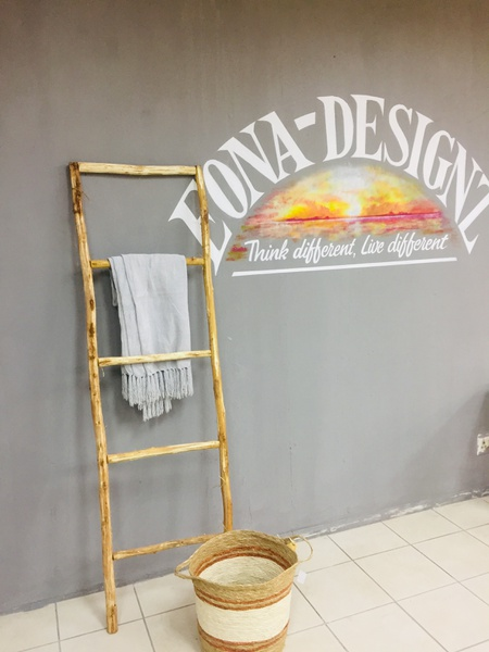 Decor ladder picture