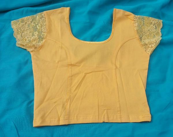 Lycra blouse picture