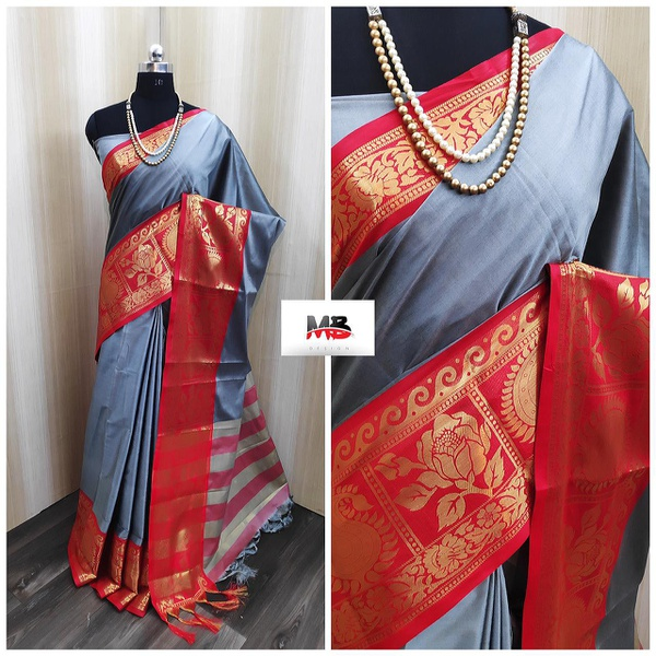 Kanjivaram silk picture