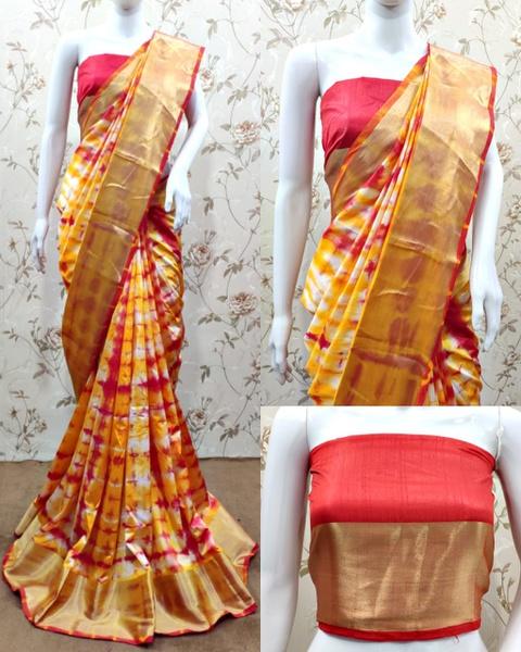 Rang - silk sari picture