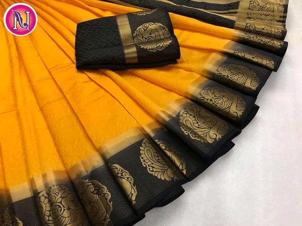 Silk saree picture