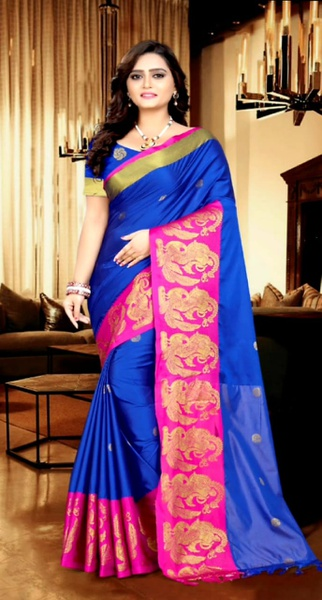Jalpari  silk picture