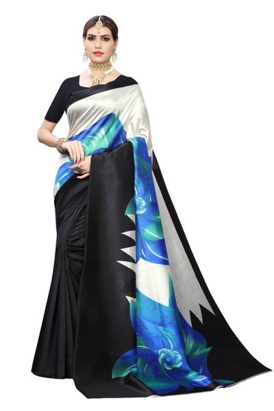 Richa - printed silk picture
