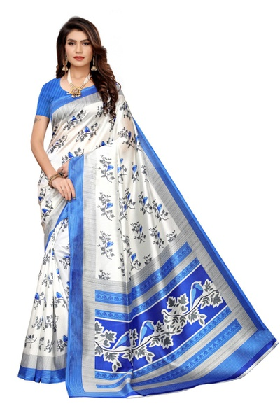 Richa - printed silk 04 picture