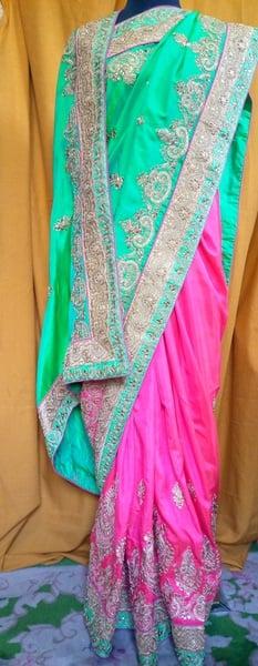 Silk - 2 tone picture