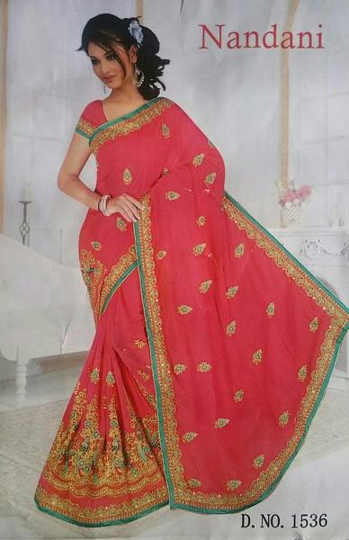 Nandini - silk picture
