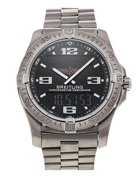 Breitling aerospace men's watch picture