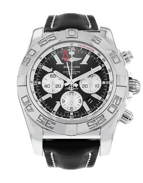 Breitling chronomat gmt men's watch picture