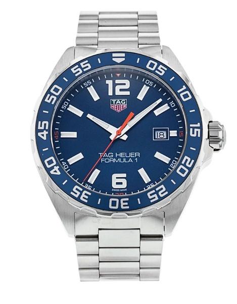 Tag heuer formula 1 quartz 43mm mens watch picture