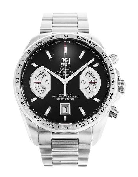 Tag heuer grand carrera rs 17 men's watch. picture