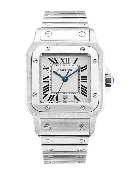 Cartier santos unisex watch picture