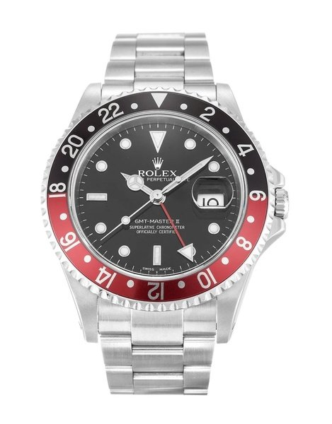 Rolex gmt master ii men's watch_ picture