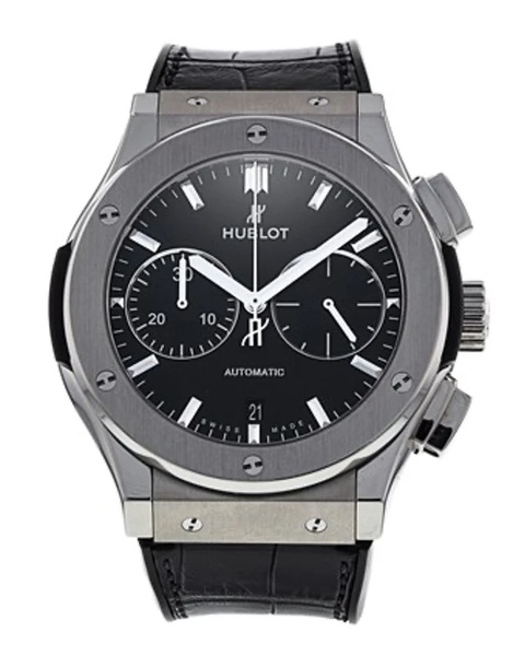 Hublot classic fusion chronograph 45mm mens watch picture