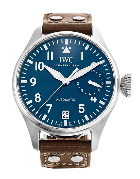Iwc pilot's big pilot limited edition le petit prince blue men's watch picture