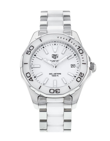 Tag heuer aquaracer ladies watch picture