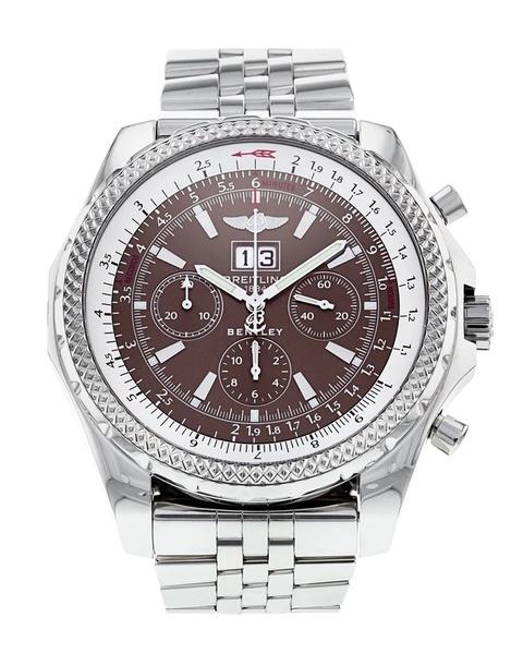 Breitling bentley 6.75 men's watch picture