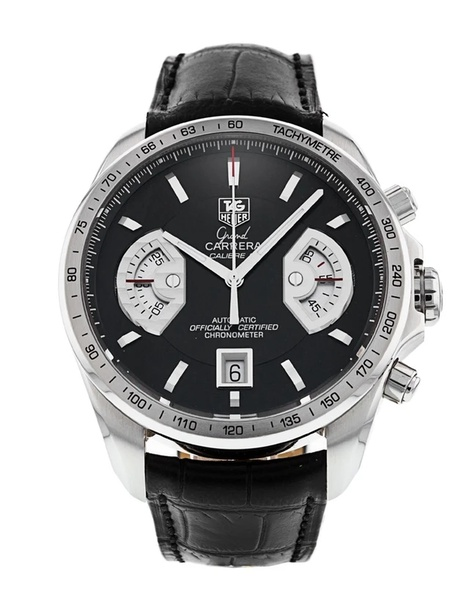 Tag heuer grand carrera mens watch picture