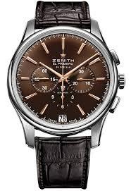 Zenith captain chronograph men's watch picture