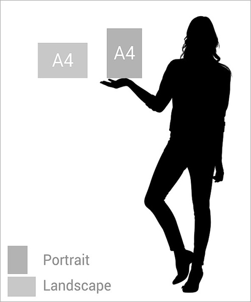 A4 (297mm x 210mm) picture