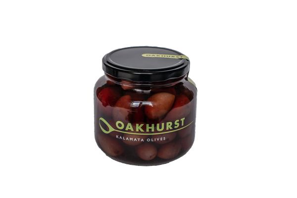 Kalamata olives in brine - 280 gram picture