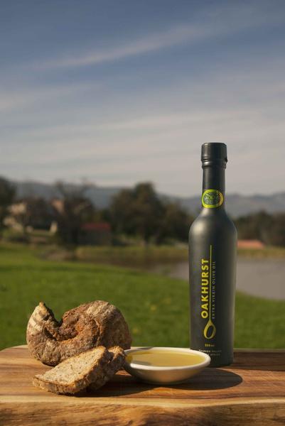 Extra virgin olive oil - 375ml bottle picture
