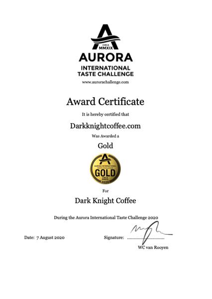 Dark knight - filter ground picture