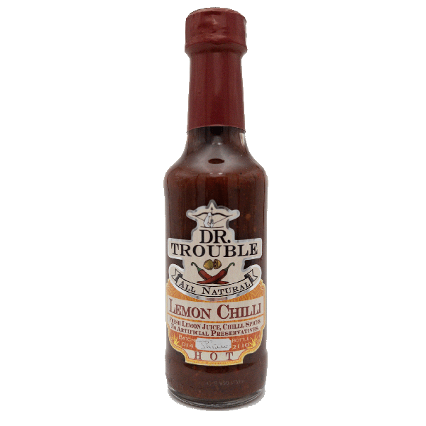 Dr trouble chilli sauce - lemon chilli picture