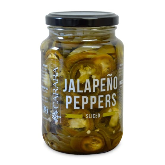 Jalapenos - sliced picture