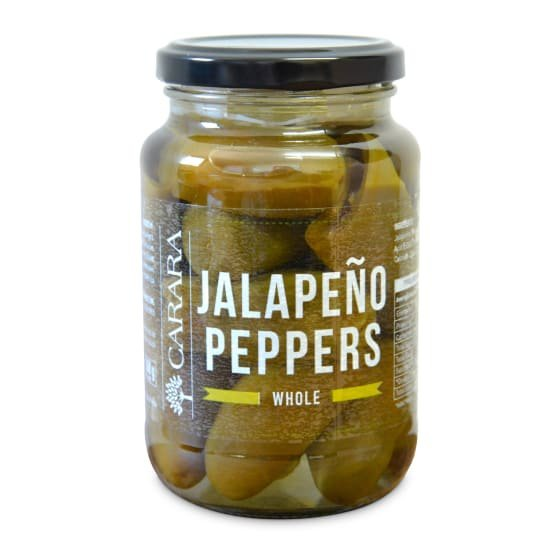 Jalapenos - whole picture