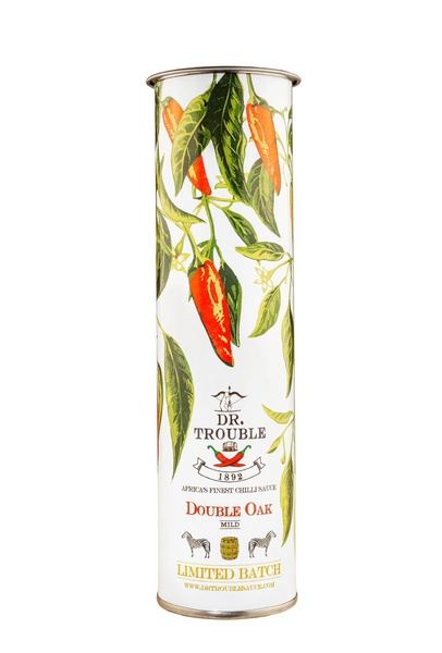 Dr trouble chilli sauce - oak smoked gift box picture