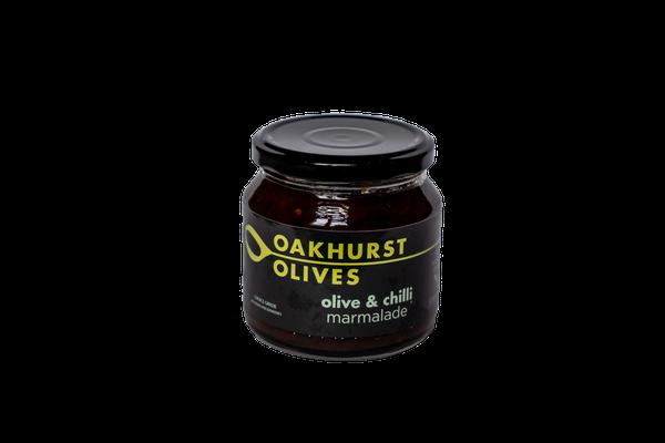 Olive & chilli marmalade - 300 gram picture