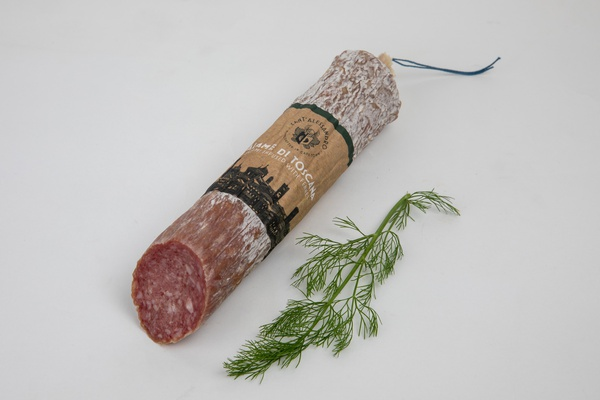 Salami di toscana – infused with fennel picture